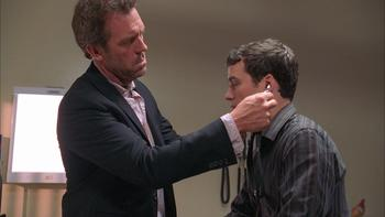 Episodio 8 (TTemporada 2) de Dr. House