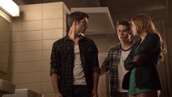 Episodio 9 (TTemporada 3) de Teen Wolf