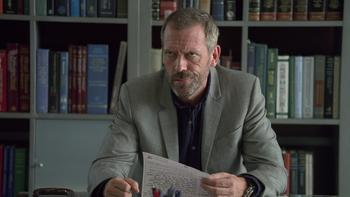 Episodio 4 (TTemporada 6) de Dr. House