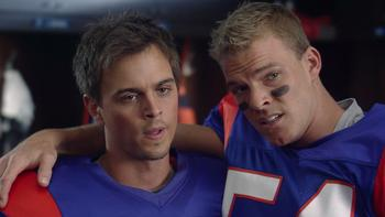 Episodio 12 (TTemporada 2) de Blue Mountain State