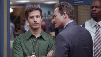 Episodio 5 (TTemporada 1) de Brooklyn Nine-Nine