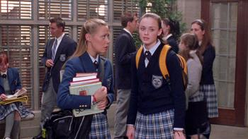 Episodio 7 (TTemporada 3) de Gilmore Girls