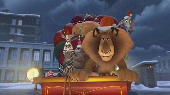 Episodio 1 (TDreamWorks Happy Holidays from Madagascar) de Las felices vacaciones desde Madagascar