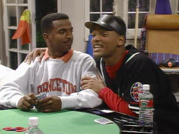 Episodio 5 (TTemporada 4) de The Fresh Prince of Bel-Air