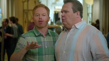 Episodio 18 (T5) de Modern Family