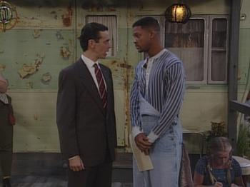 Episodio 5 (TTemporada 5) de The Fresh Prince of Bel-Air