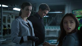 Episodio 16 (TTemporada 1) de Marvel's Agents of S.H.I.E.L.D.