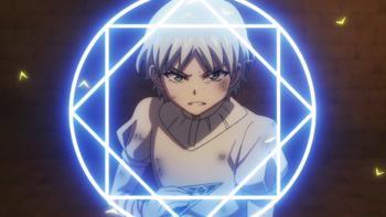 Episodio 8 (TTemporada 1) de Magi: Adventure of Sinbad