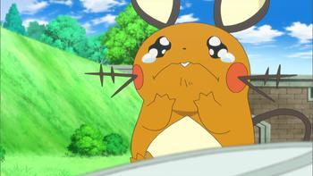 Episodio 21 (TSerie Pokémon XY–Expediciones en Kalos) de Pokémon: XY