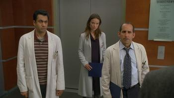 Episodio 8 (TTemporada 5) de Dr. House