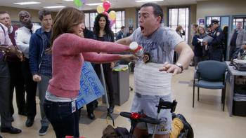 Episodio 12 (TTemporada 1) de Brooklyn Nine-Nine