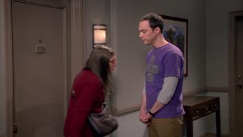 Episodio 1 (TThe Big Bang Theory: Temporada 9) de The Big Bang Theory