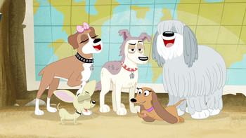 Episodio 21 (TTemporada 1) de Pound Puppies