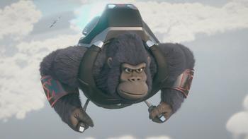Episodio 3 (TTemporada 1) de Kong: El rey de los monos