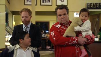 Episodio 15 (T1) de Modern Family