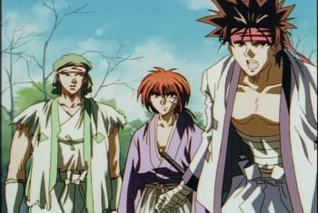 Episodio 28 (TRurouni Kenshin Parte 3) de Rurouni Kenshin