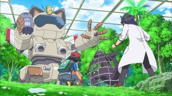 Episodio 20 (TSerie Pokémon XY–Expediciones en Kalos) de Pokémon: XY