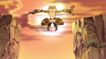 Episodio 3 (TTemporada 1) de Kulipari: Un ejército de ranas