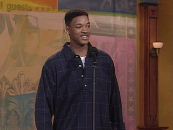 Episodio 10 (TTemporada 5) de The Fresh Prince of Bel-Air