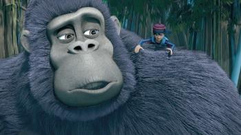 Episodio 7 (TTemporada 1) de Kong: El rey de los monos