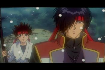 Episodio 5 (TParte 1) de Rurouni Kenshin