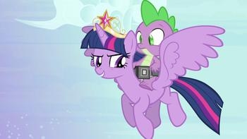 Episodio 1 (TTemporada 4) de My Little Pony: Friendship Is Magic