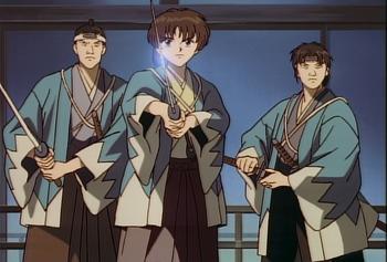 Episodio 1 (TParte 2) de Rurouni Kenshin