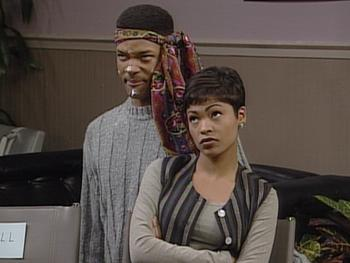 Episodio 17 (TTemporada 5) de The Fresh Prince of Bel-Air
