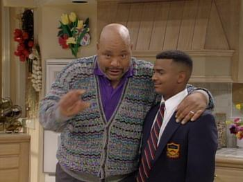 Episodio 18 (TTemporada 3) de The Fresh Prince of Bel-Air
