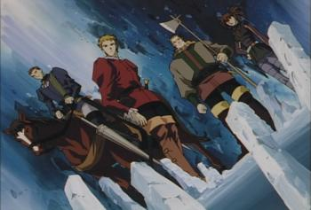 Episodio 20 (TRurouni Kenshin Parte 3) de Rurouni Kenshin