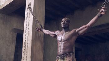 Episodio 3 (TVengeance) de Spartacus