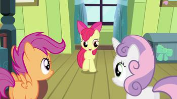 Episodio 17 (TTemporada 4) de My Little Pony: Friendship Is Magic