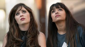 Episodio 18 (TTemporada 4) de New Girl