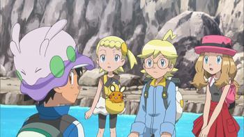 Episodio 7 (TSerie Pokémon XY–Expediciones en Kalos) de Pokémon: XY