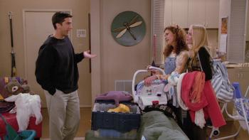 Episodio 11 (TTemporada 2) de Friends