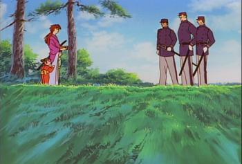 Episodio 3 (TParte 1) de Rurouni Kenshin