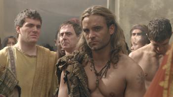 Episodio 7 (TVengeance) de Spartacus