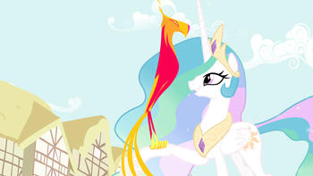Episodio 22 (TTemporada 1) de My Little Pony: Friendship Is Magic