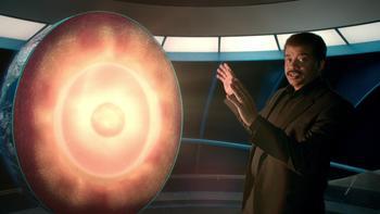 Episodio 9 (T1) de Cosmos: A Spacetime Odyssey