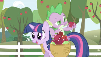 Episodio 3 (TTemporada 1) de My Little Pony: Friendship Is Magic