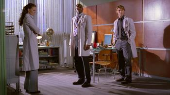 Episodio 19 (TTemporada 2) de Dr. House