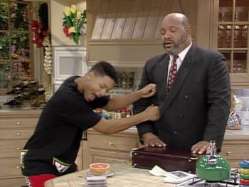 Episodio 15 (TTemporada 3) de The Fresh Prince of Bel-Air