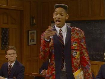Episodio 17 (TTemporada 1) de The Fresh Prince of Bel-Air