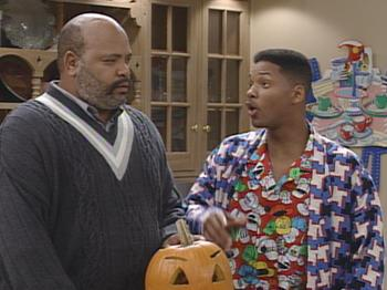 Episodio 7 (TTemporada 4) de The Fresh Prince of Bel-Air
