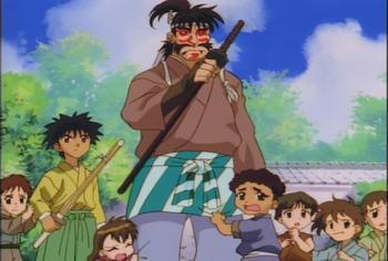 Episodio 11 (TRurouni Kenshin Parte 3) de Rurouni Kenshin