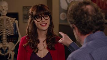 Episodio 11 (TTemporada 3) de New Girl