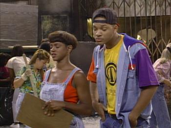 Episodio 2 (TTemporada 3) de The Fresh Prince of Bel-Air