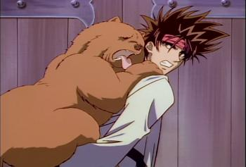 Episodio 38 (TParte 2) de Rurouni Kenshin