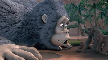 Episodio 13 (TTemporada 1) de Kong: El rey de los monos