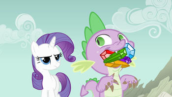 Episodio 19 (TTemporada 1) de My Little Pony: Friendship Is Magic